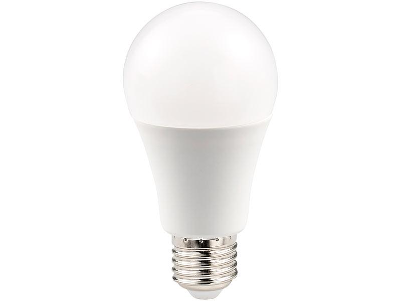 luminea energiesparlampe e27 4er set lichtstarke led lampen e27 10 watt 810 lumen a. Black Bedroom Furniture Sets. Home Design Ideas