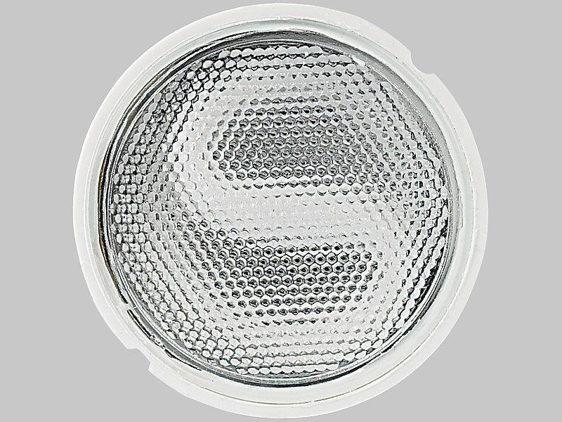 lunartec 11 watt energiesparlampe gu10 230v wei 6400k. Black Bedroom Furniture Sets. Home Design Ideas