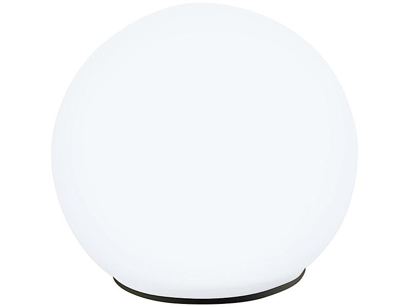 lunartec solarkugeln solar glas leuchtkugel warmwei mit. Black Bedroom Furniture Sets. Home Design Ideas