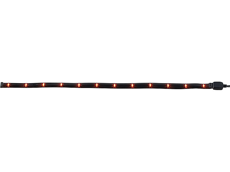 lunartec smd led streifen superflach flexibel orange. Black Bedroom Furniture Sets. Home Design Ideas