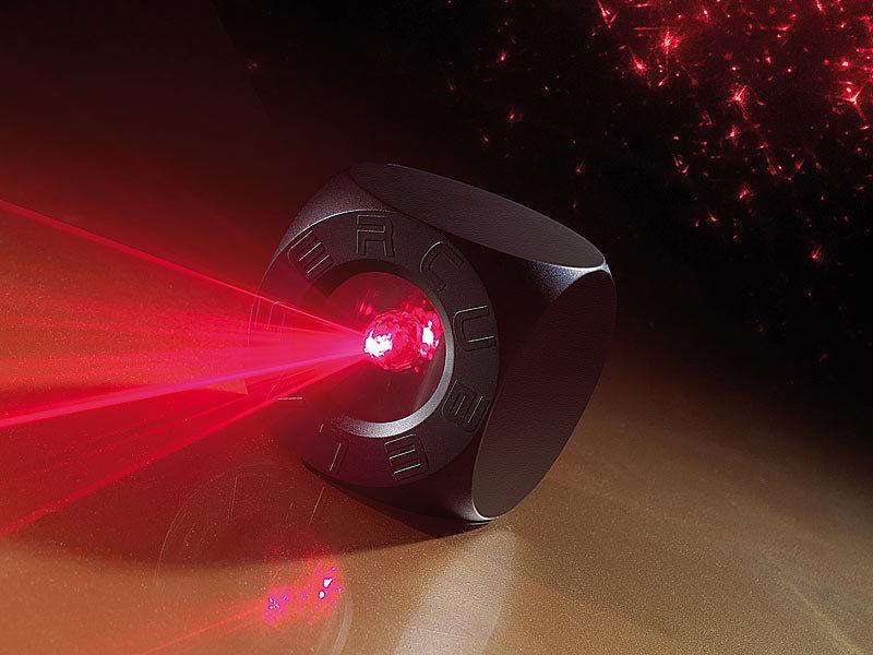 laser disco party prisma effektlampe lasercube mit kristall prisma. Black Bedroom Furniture Sets. Home Design Ideas
