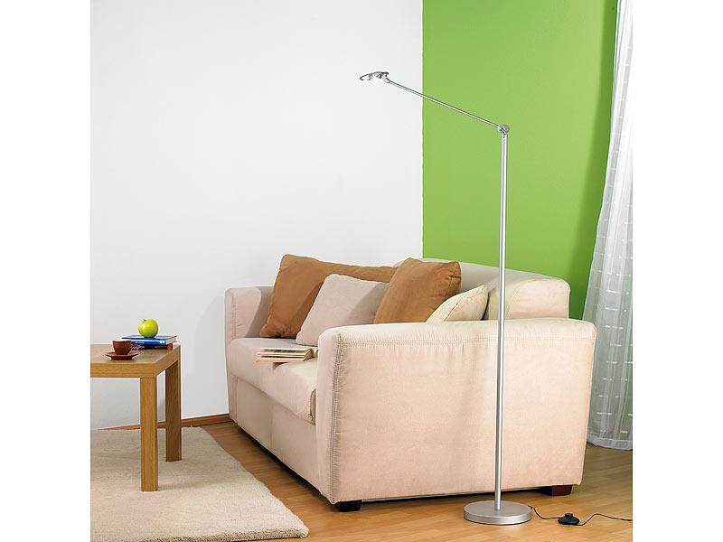 lunartec lese lampe energiespar stehlampe ophelia lounge. Black Bedroom Furniture Sets. Home Design Ideas