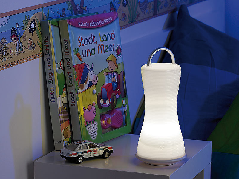 "LED-Laterne & Tischlampe ""Touch Livinglight"