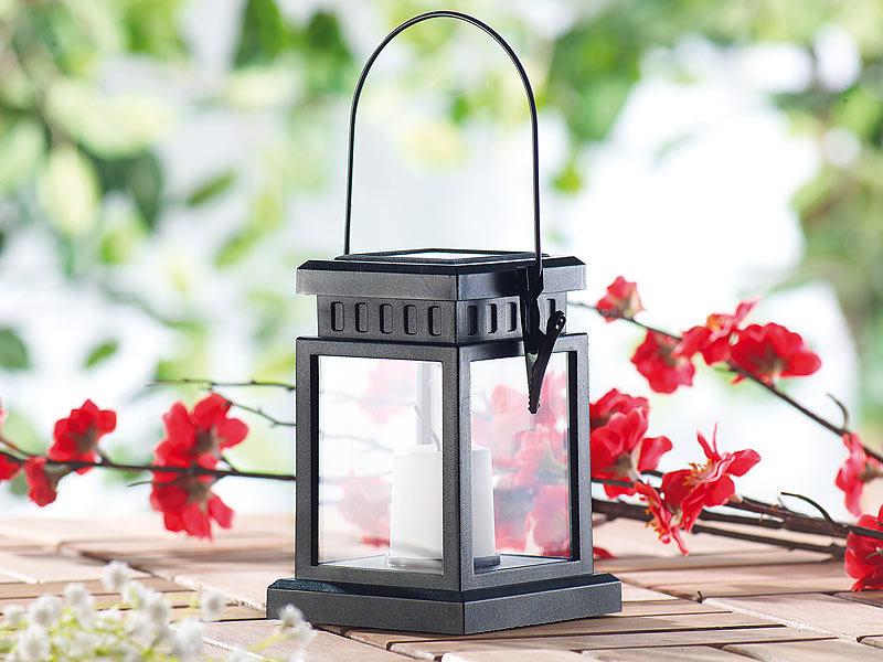 lunartec solar led laterne im asiatischen design. Black Bedroom Furniture Sets. Home Design Ideas