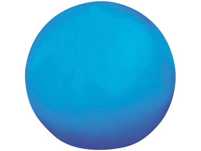 lunartec led kugel dimmbare led effektkugel mit fernbedienung led farbwechsel lampe rund. Black Bedroom Furniture Sets. Home Design Ideas
