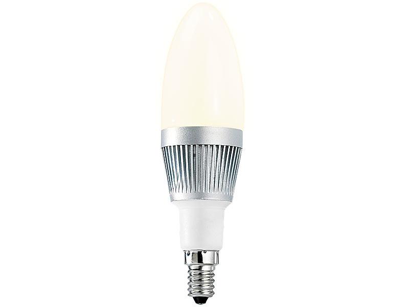 Kühlschrank Led E14 : Luminea led kerzenbirnen e energiespar led lampe mit leds je