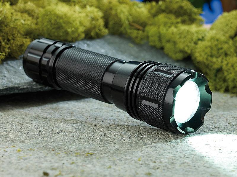 hochleistungs led taschenlampe