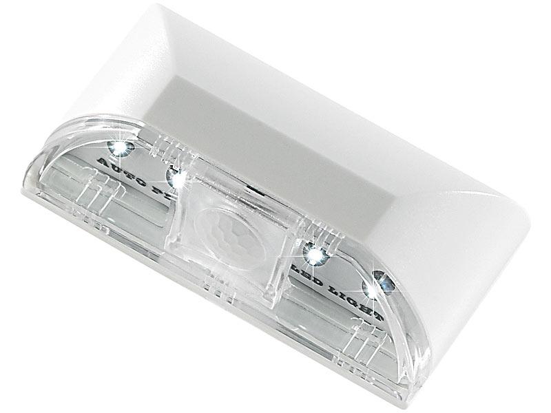 lunartec t rschloss beleuchtung automatische led t rbeleuchtung mit pir bewegungssensor. Black Bedroom Furniture Sets. Home Design Ideas