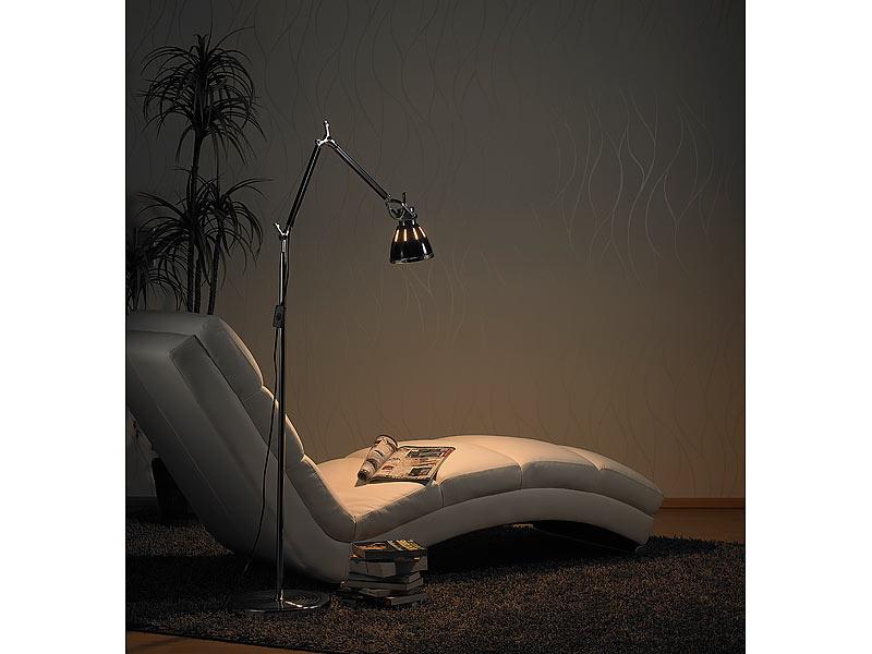 lunartec stehlampe klassisch refurbished