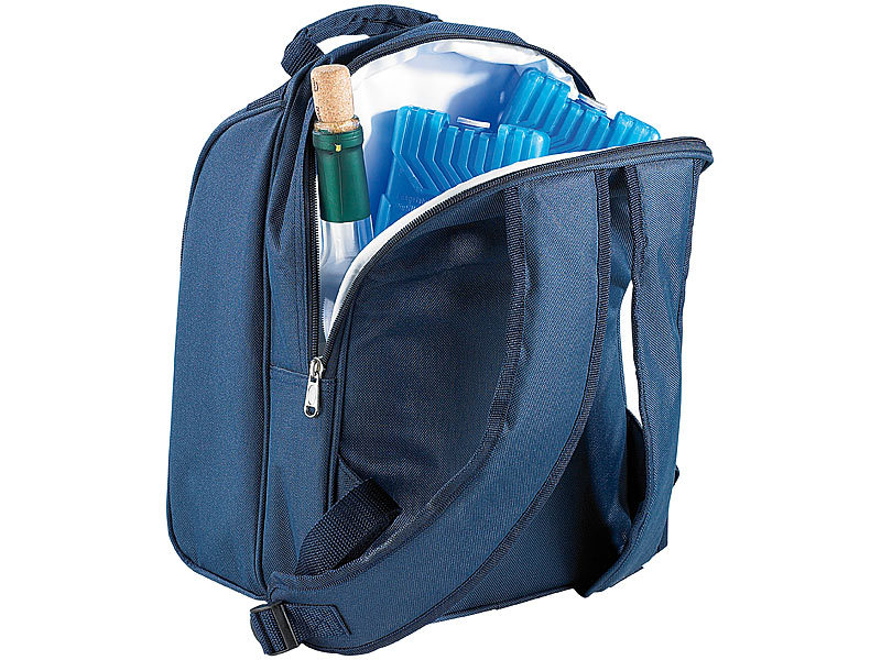 Xcase Mini Kühlschrank : Xcase picknicktasche: thermo picknick rucksack mit kühlfach