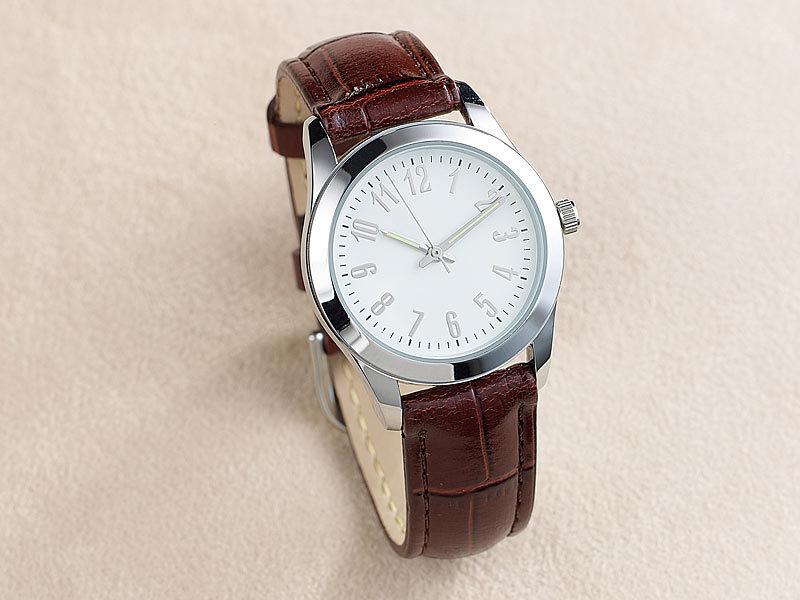 "Damen-Armbanduhr ""Silver Elegance"