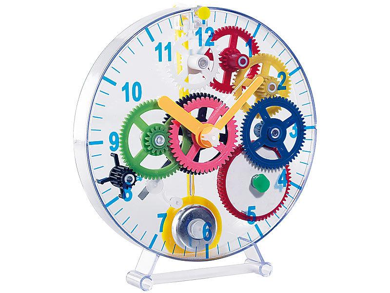 Meine erste Uhr: Pendeluhr-Bausatz für Kinder
