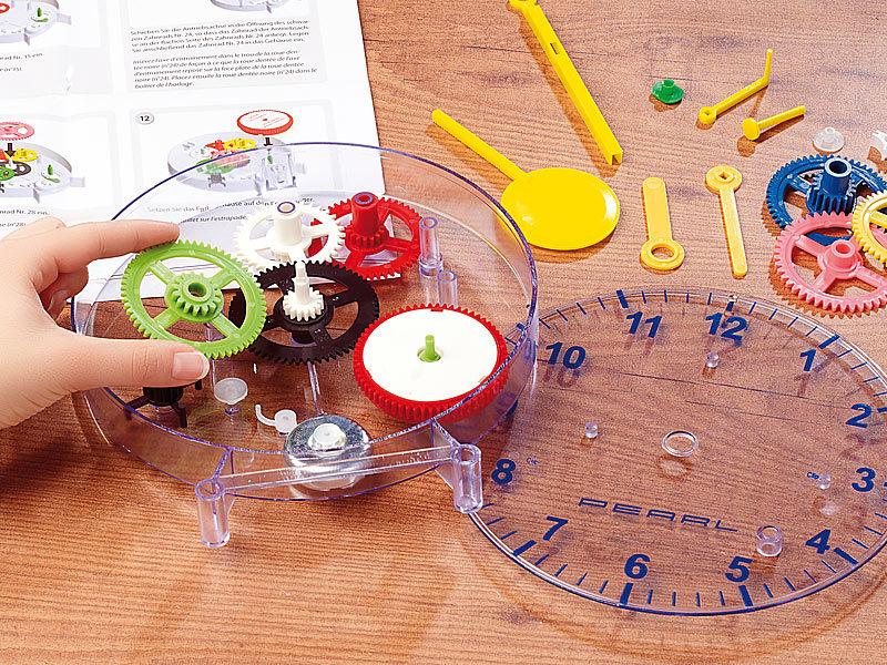 pearl meine erste uhr: pendeluhr-bausatz für kinder