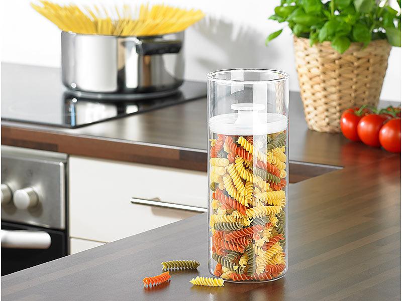 rosenstein s hne glas frischhaltedose f r kaffee kekse co. Black Bedroom Furniture Sets. Home Design Ideas