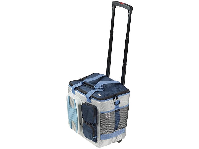 Xcase Mini Kühlschrank : Xcase kühltasche zum ziehen: thermoelektrische kühltasche mit