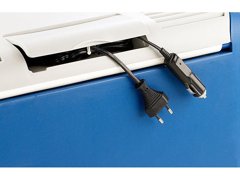 thermoelektrische k hlbox thermobox 12 v 230 v 40l liter. Black Bedroom Furniture Sets. Home Design Ideas