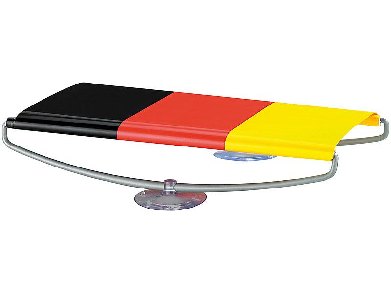 pearl fahnen rollbanner deutschland 66 cm mit. Black Bedroom Furniture Sets. Home Design Ideas