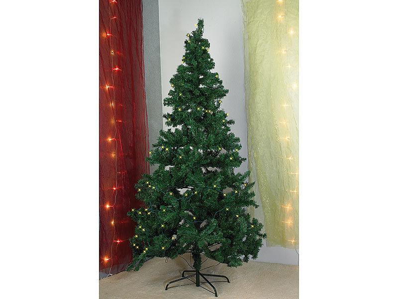 infactory k nstlicher weihnachtsbaum 180 cm mit 748. Black Bedroom Furniture Sets. Home Design Ideas