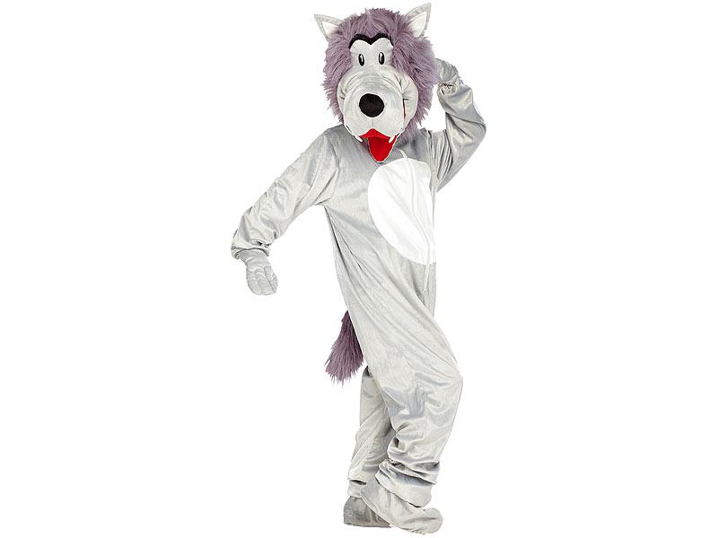 Infactory Faschingskostume Halloween Und Faschings Kostum Wolf