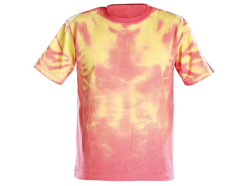 Infactory Farbwechsel Tshirt Farbwechsel T Shirt Wechselt Von