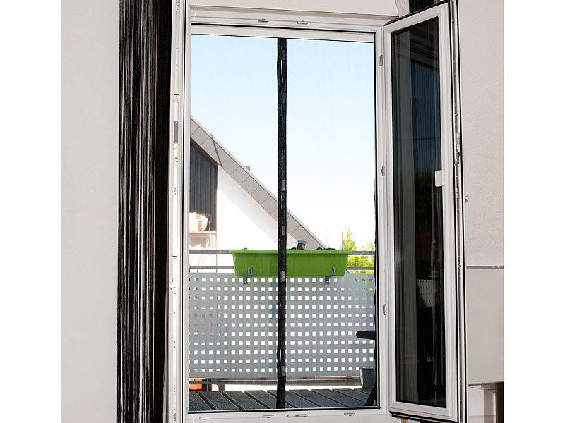 pearl selbstschlie endes fliegennetz f r t ren mit 82 86 cm innendurchmesser. Black Bedroom Furniture Sets. Home Design Ideas