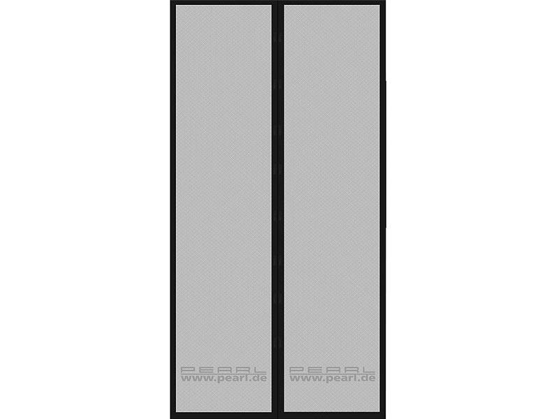 pearl fliegenvorhang selbstschlie endes fliegennetz f r t ren mit 82 86 cm innendurchmesser. Black Bedroom Furniture Sets. Home Design Ideas