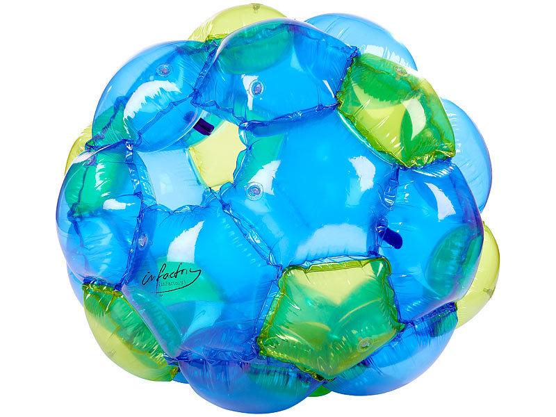 Infactory rollball aufblasbarer roll ball für kinder