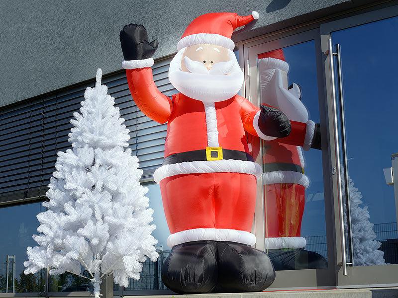 Aufblasbare weihnachtsdeko schweiz