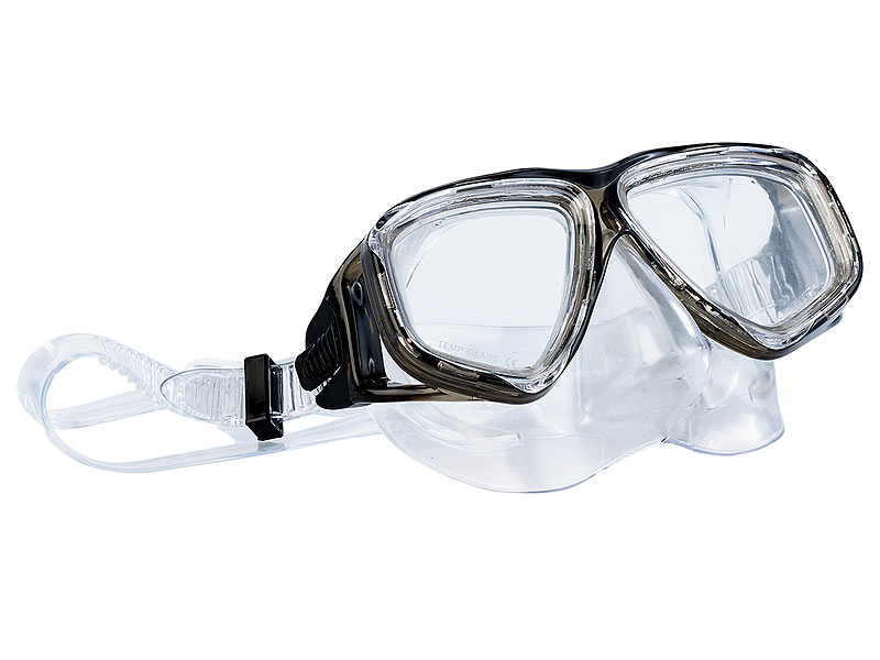 Pearl Tauchermaske Einsteiger Schnorchelset Mit Taucherbrille Und