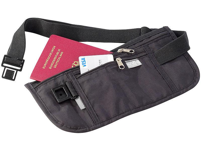 Bauchtasche Sehr Flach Neu Hüfttaschen Rucksäcke