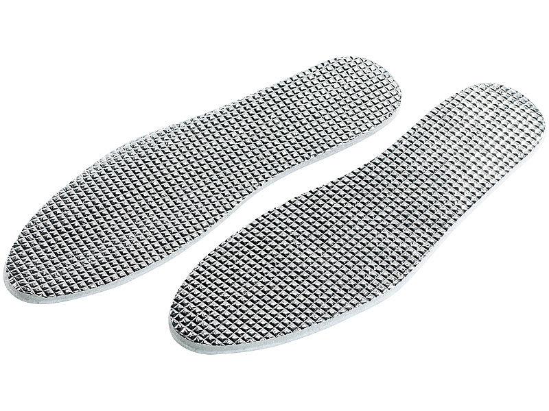 newgen medicals alu thermo einlegesohlen zuschneidbar gr 36 46. Black Bedroom Furniture Sets. Home Design Ideas