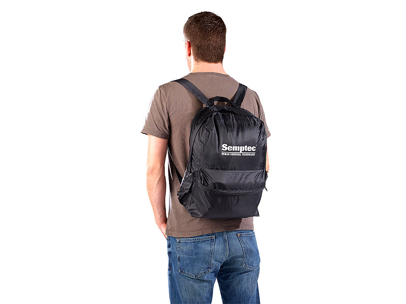 3db0edf93d5072 ... Semptec Urban Survival Technology Ultraleichte Rucksack-Jacke, Gr. L  Semptec Urban Survival Technology ...
