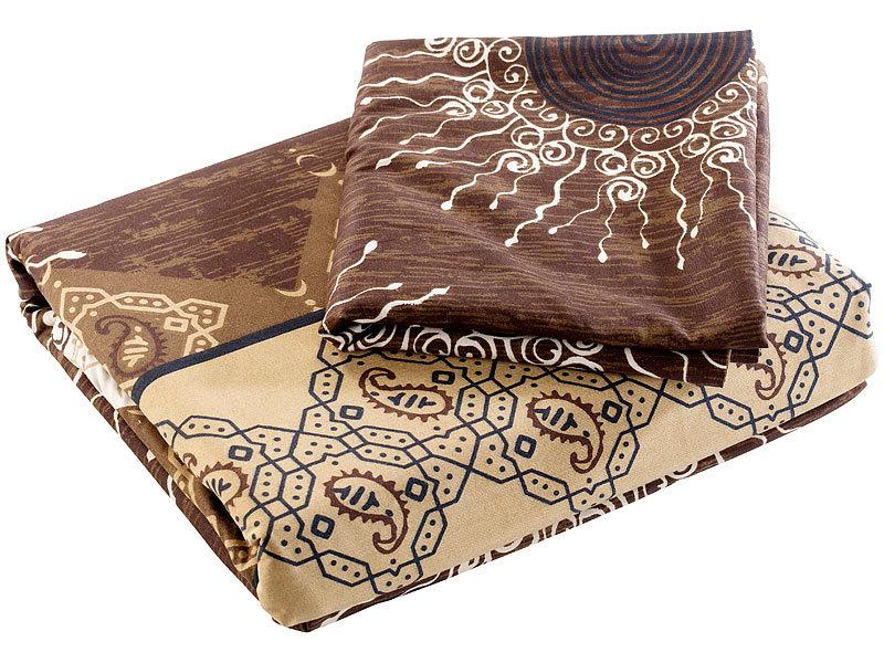 wilson gabor mikrofaser bettw sche set ornament. Black Bedroom Furniture Sets. Home Design Ideas