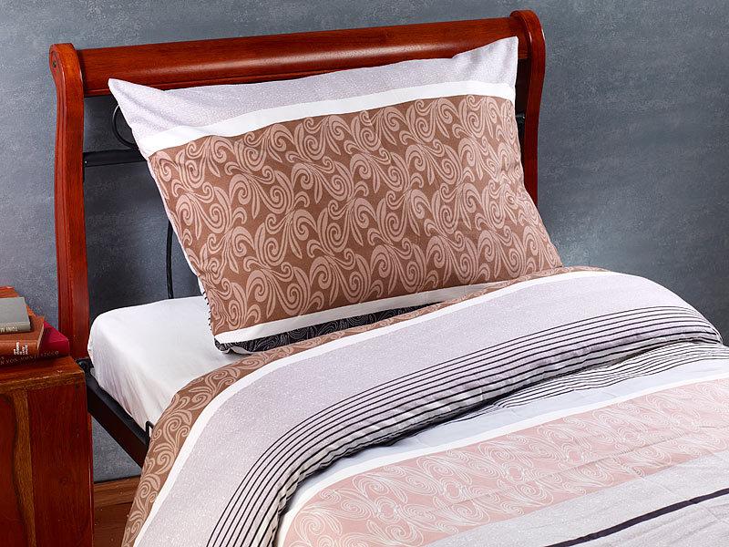 wilson gabor mikrofaser bettw sche set maritim. Black Bedroom Furniture Sets. Home Design Ideas