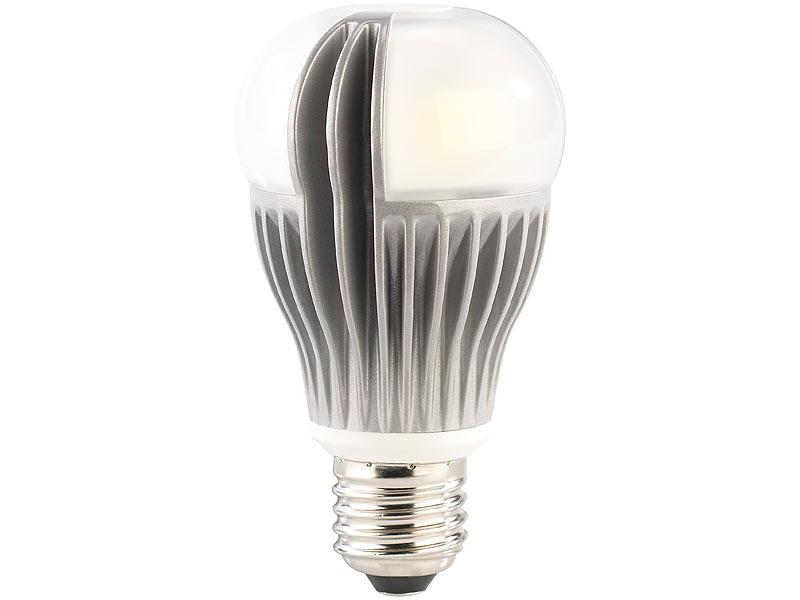 luminea dimmbare premium led lampe e27 12 watt lm wei 5000 k. Black Bedroom Furniture Sets. Home Design Ideas