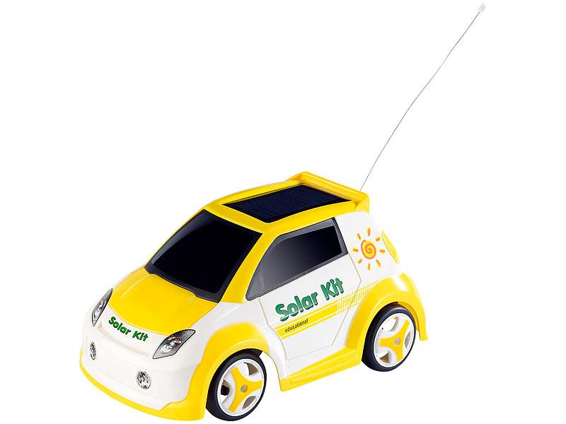 simulus funkferngesteuertes auto mit solarzellen antrieb. Black Bedroom Furniture Sets. Home Design Ideas