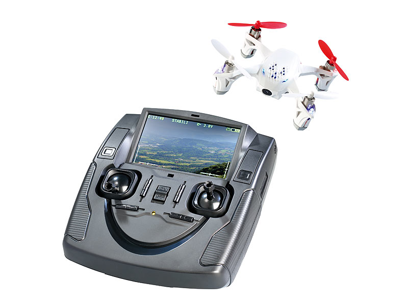 simulus fpv kamera drohne 4 ch quadrocopter gh 4 live mit fpv kamera remote monitor drohne. Black Bedroom Furniture Sets. Home Design Ideas