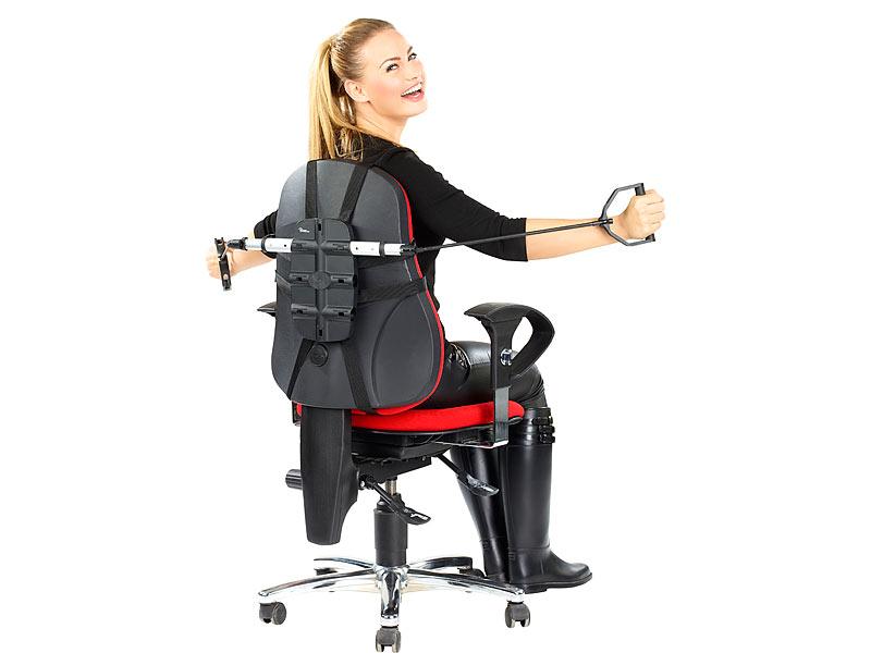 Newgen Medicals Fitnessgeräte Fürs Büro Fitnessgerät Expander Für
