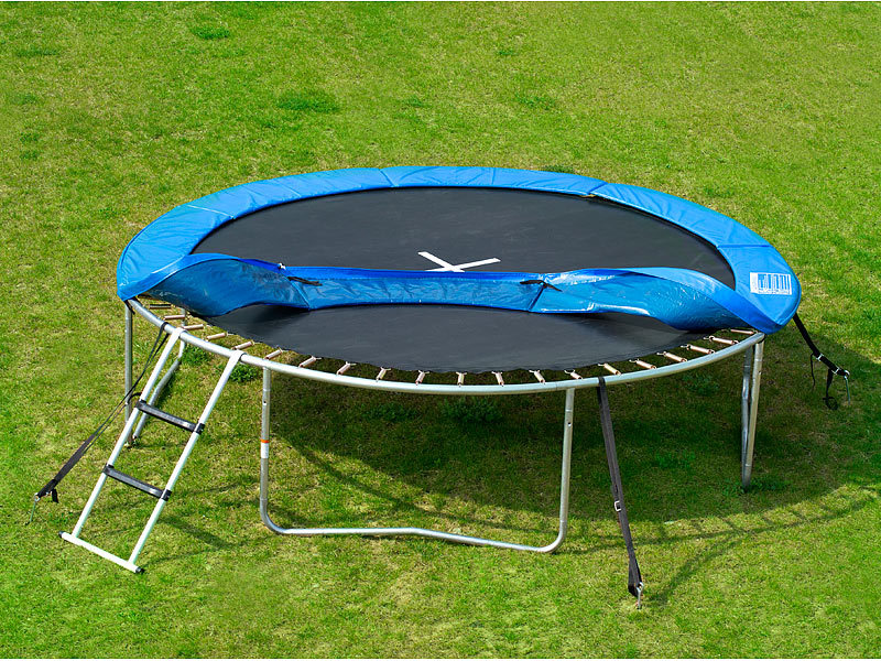 trampolin plane 305 schwimmbad und saunen. Black Bedroom Furniture Sets. Home Design Ideas