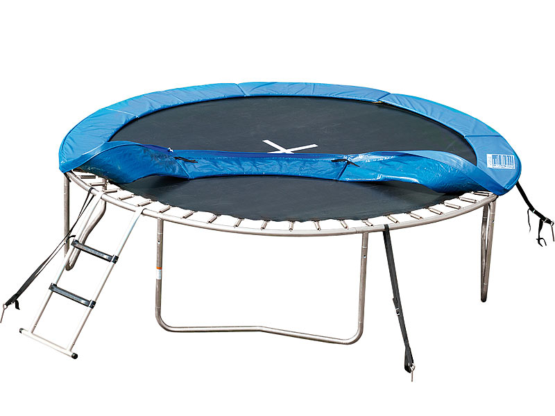 pearl sports trampolin garten gepolsterte randabdeckung. Black Bedroom Furniture Sets. Home Design Ideas