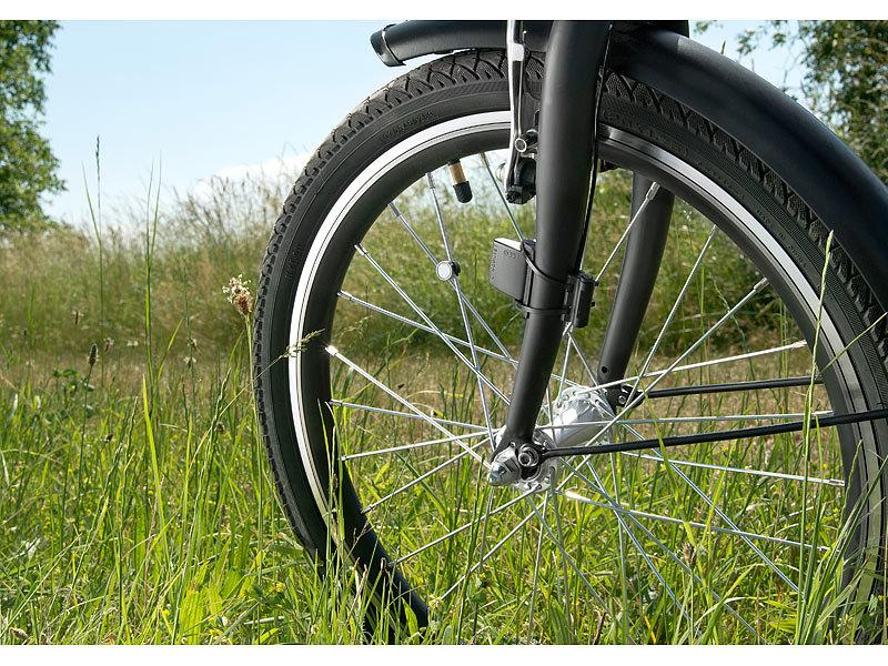 fahrrad km zähler