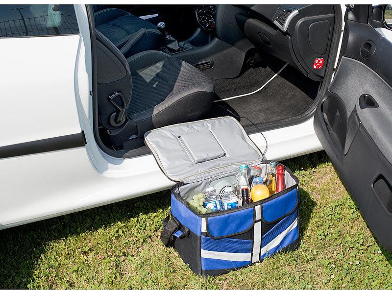 Xcase Mini Kühlschrank : Xcase elektro kühltasche: elektrische 12 v thermo kühltasche 38 l
