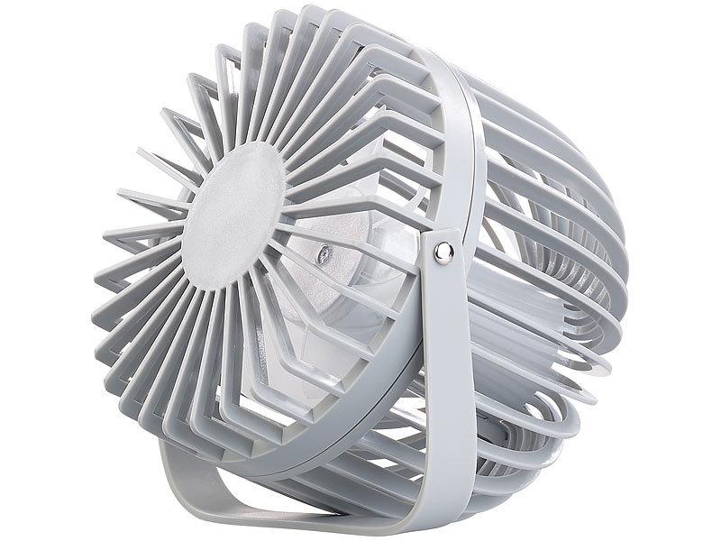 Sichler ventilator klein usb tischventilator im retro for Design tischventilator
