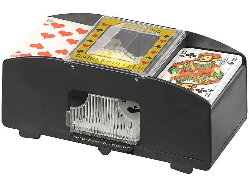 Mischmaschine Karten