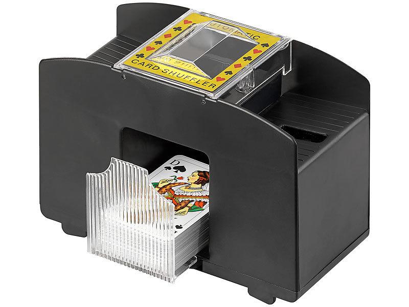 Kartenmischmaschine Professionell