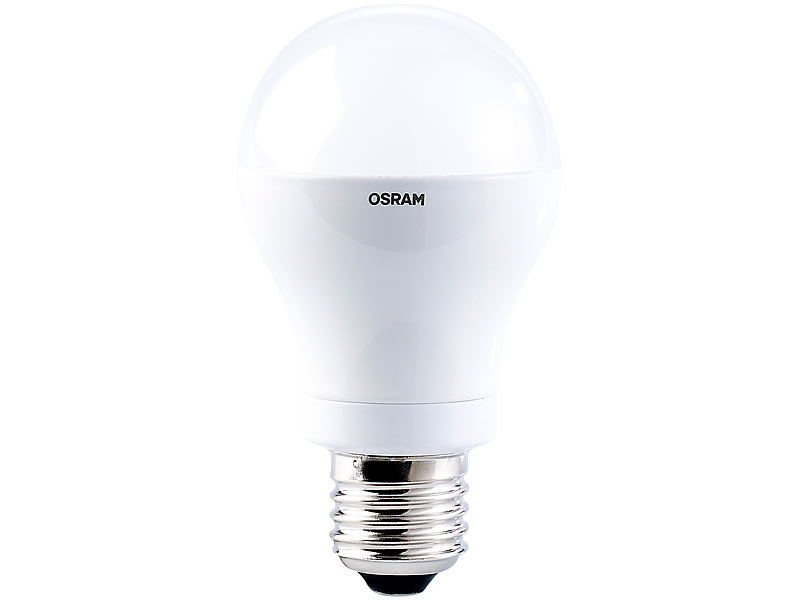 osram led star classic a 40 8 w e27 fassung. Black Bedroom Furniture Sets. Home Design Ideas