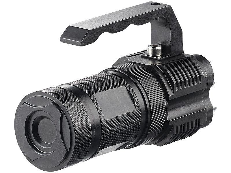 2 x LED XML Cree 10W Taschenlampe Handscheinwerfer Arbeitsscheinwerfer Günstig