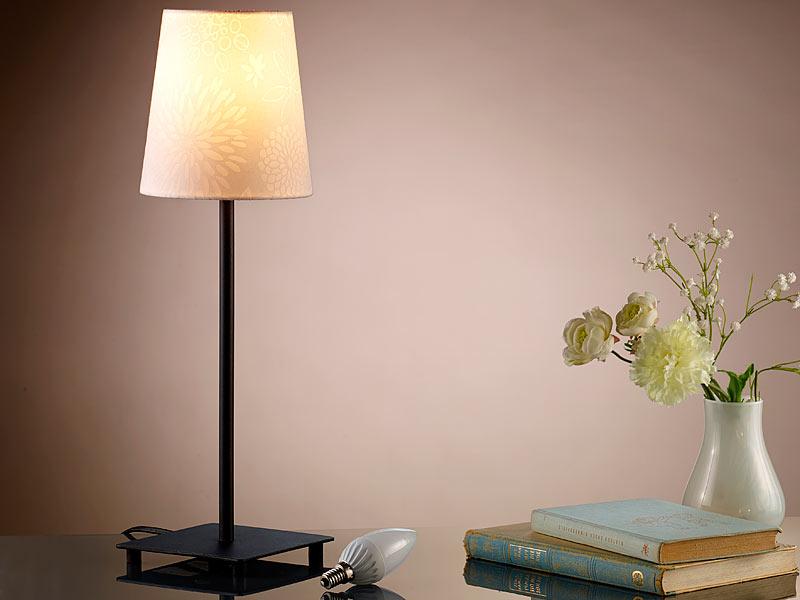 lunartec 3d weihnachtsstern leuchte aus papier 60 cm led kerzenlampe wei. Black Bedroom Furniture Sets. Home Design Ideas