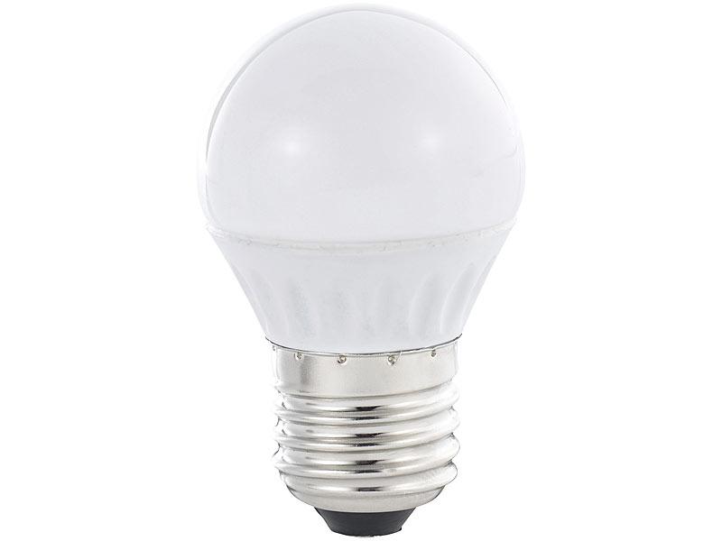 luminea led tropfen 4 watt e27 300 lumen 160 2700 kelvin p45 warmwei. Black Bedroom Furniture Sets. Home Design Ideas