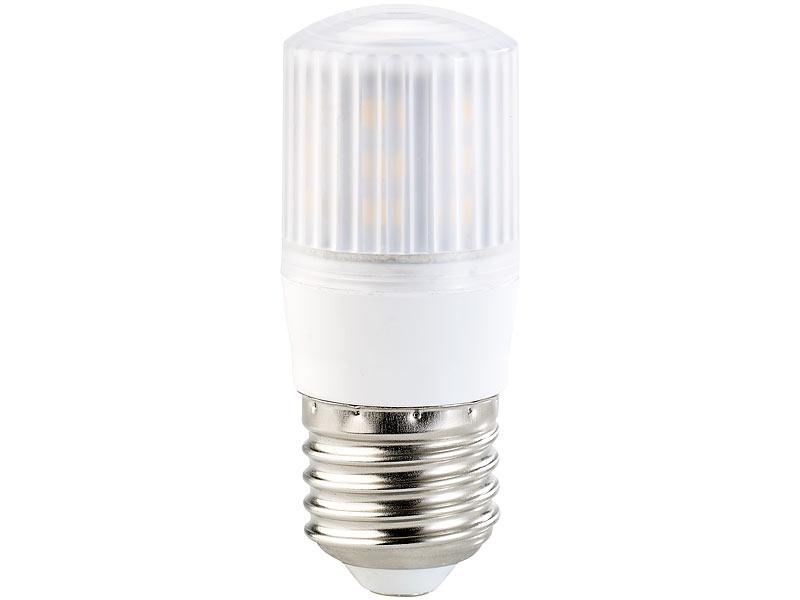 Kühlschrank Led Kaltweiss : Luminea kolben leuchtmittel e27: high power led kolben e27 3 5 w